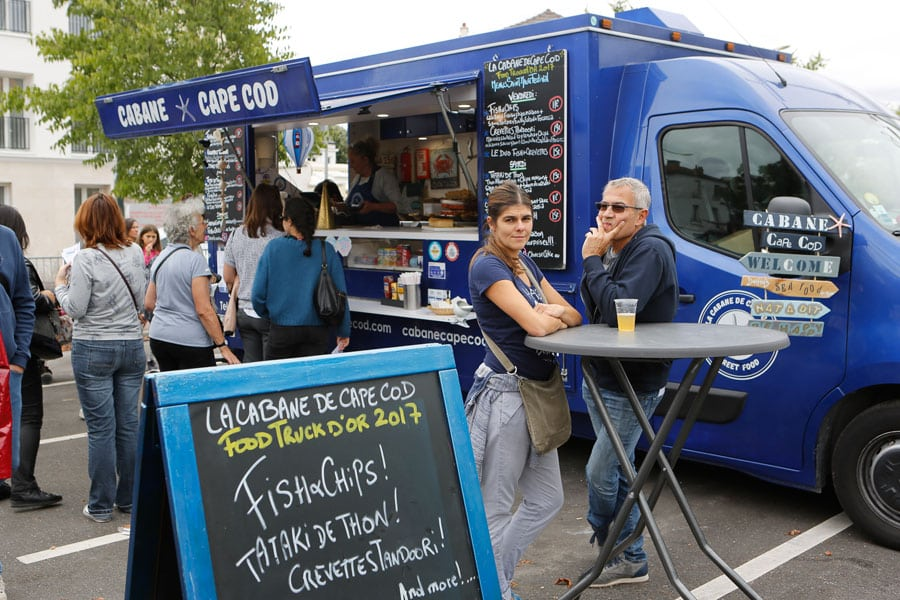 Combien coûte un food truck ?