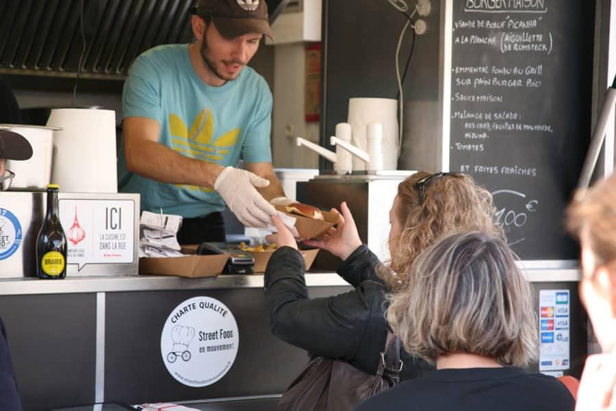 Un food truck au pied de votre entreprise
