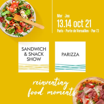 salon sandwich & snack show